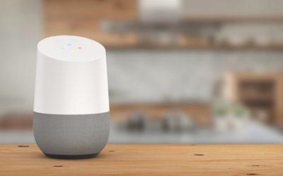 Grâce à la recherche vocale sur l'assistant Google, trouvez rapidement un bien immobilier à Lyon !